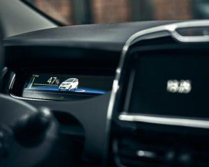 Ladeanzeige Phenix E-Auto Renault Zoe
