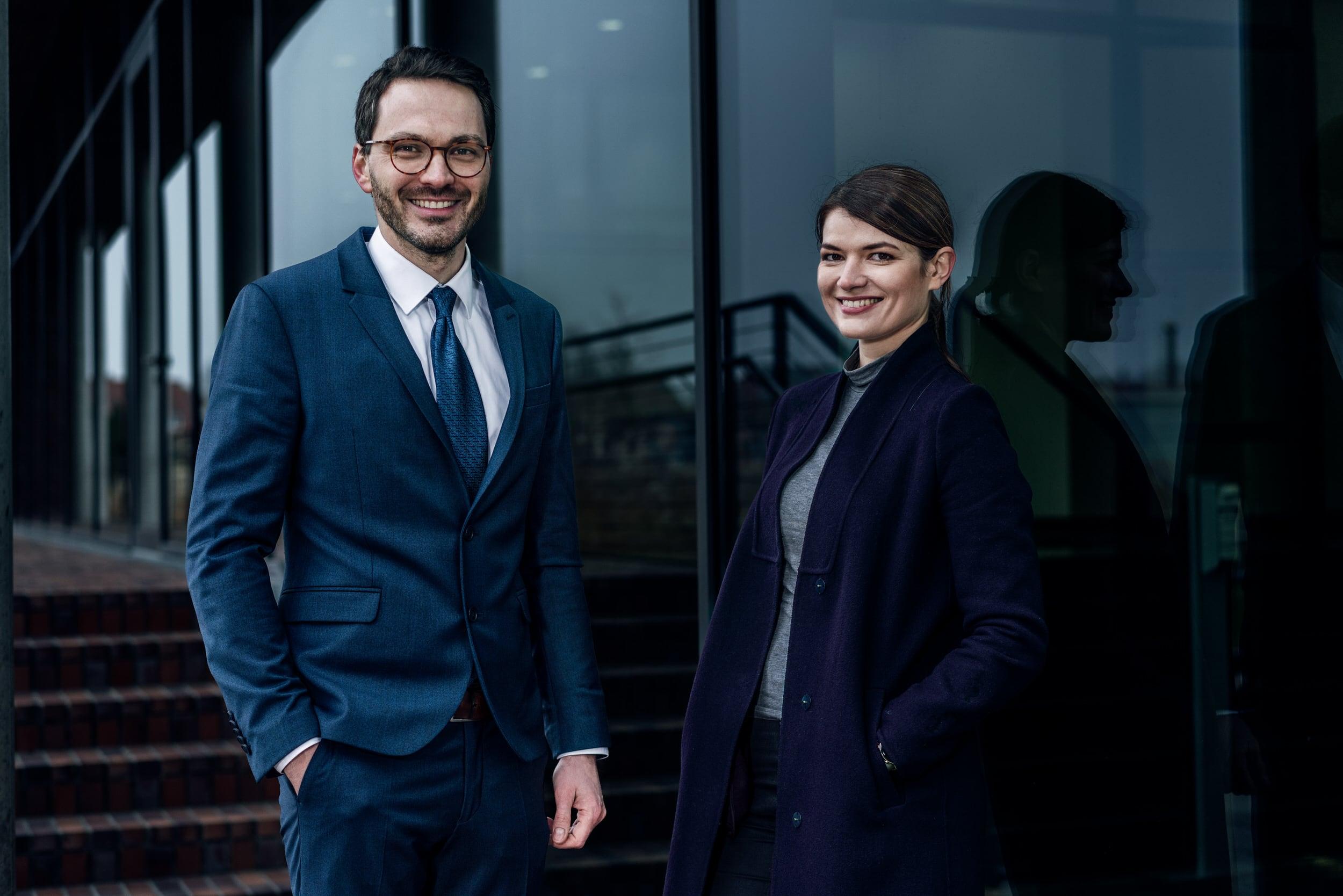Phenix-Gründer Benedikt Stefan lächelnd