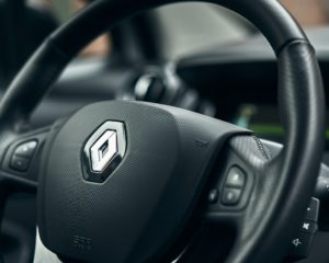 Lenkrad Phenix E-Auto Renault Zoe