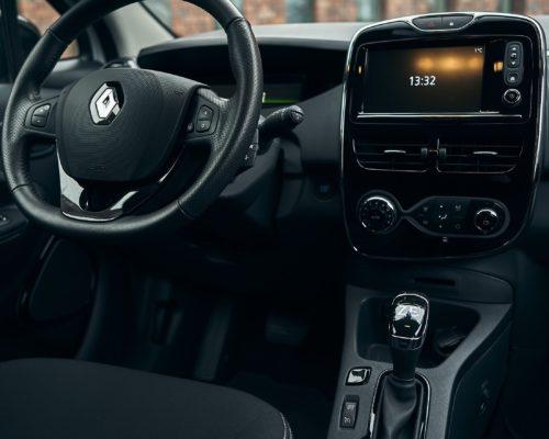 Konsole Phenix E-Auto Innen
