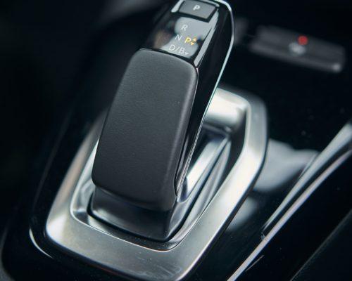 Phenix E-Auto Opel Schaltknüppel